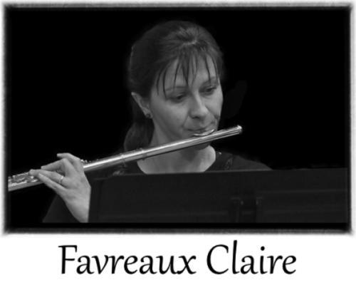Favreaux Claire