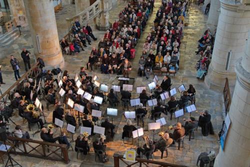 Concert Harmonie et Orgue à la cathédrale Saint Pierre