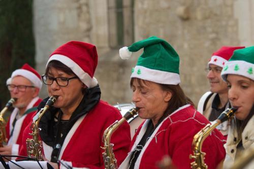 Marching Band de noel 2016
